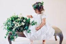 Cute White Dresses for Little Ladies / White dresses for girls.