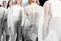 Runway White Dresses / Famous Runway Dresses