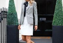 White Office Dresses / White Dresses to wear for work