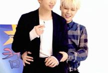 bts; ships / Here are all of the BTS ships! My bias ships are yoonseok, jinkook, jihope so they are on separate boards.