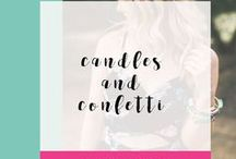 Candles and Confetti Jewelry