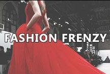 Fashion Frenzy / by Corri McFadden