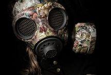 Gas masks/apocalyptica