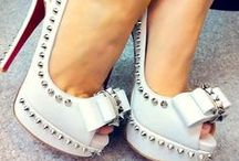 Shoes...GLORIOUS SHOES!! / by Rhonda Hall, REALTOR