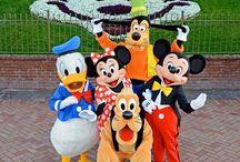 Disney / The Wonderful World of Disney / by Jordan Shook