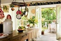 Home Collection / Inspiration for the Home. Architecture, Interiors, Fittings, and all sorts...