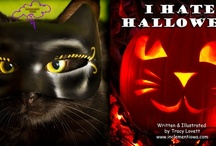 I Hate Halloween / A great book for the young and young at heart.  Soda Pop is a black cat, the PURRRFECT color for Halloween.  So, why does he HATE that particular holiday?  Read and find out!  Available for free download at www.inclementiowa.com