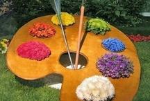 Garden Love / by J Handwovendesigns