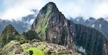 Machu Picchu / For a trip of a lifetime come visit the magnificent lost city of Machu Picchu in the Sacred Valley of the Incas, Cusco, Peru! If it is not crossed off your bucket list yet, what are you waiting for?