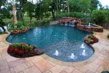 Backyard Patios...Porches...Pergolas...& Pools! / #Oklahoma City has some amazing #homes with some beautiful #backyard areas. #Patios, #Pools, #Pergolas, #Porches, #Landscaping, #RealEstate. If you're looking for a home in the #OKC Metro area, be sure to visit: rhondasrealestate.com.