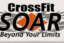 CrossFit SOAR - Beyond Your Limits / CrossFit is a general fitness program and lifestyle that borrows the best practices from a wide array of sport, strength, and conditioning programs.  CrossFit athletes run, jump, lift, throw, row, climb, and move their own body weight in workouts that are fun, varied, and effective.  Crossfit is a program that allows anybody - from professional athletes to those looking to get in shape for the first time in their life - to reach and surpass their fitness goals.