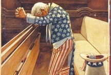 God Bless the U.S.A. / I love my country, and I get a lump in my throat and a tear in my eye when I hear the Star Spangled Banner. / by Paula Snoddy