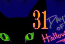 31 Days Of Halloween!