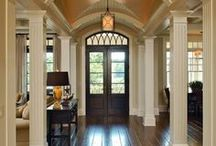 Entryway Inspiration...inside & out!