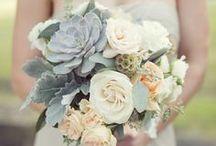 Wedding: the flowers
