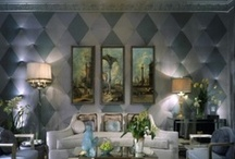 Lux Living Rooms & Foyers / Decorating ideas for living rooms and foyers. / by Trece Allison