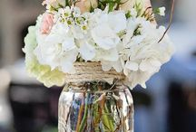 DIY: Mason Jar Happiness / DIY projects with mason jars / by The Inspired Cafe