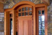 Doors and Doorbells / Doors from everywhere.  Colorful. homey, beautiful, and some that are unusual. / by Paula Snoddy
