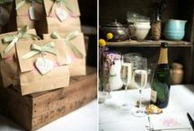 Wedding: the styling