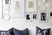 Home: ways to display photos