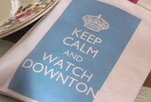 Downton Abbey / My New Favorite On PBS / by Paula Snoddy