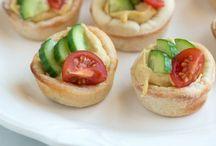 Foodie; Appetizers & Finger Foods