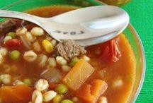 Foodie; Soups