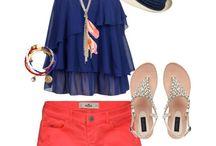 Summer Fashion / by Jill Short