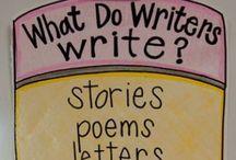 Writing / by Jill Short
