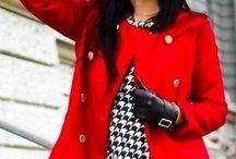 Fall/Winter Fashion / by Jill Short