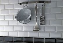 Subway Wall Tiles @ The Tile Depot / The on trend subway tiles and the different layouts possible. Not all images are tiles supplied by Tile Depot but we will have something very similar.
