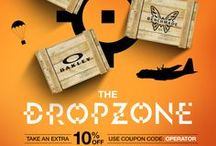 The DropZone Extra 10%OFF / Grab a great deal on items that are dropzone items through August 12th.