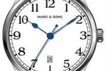 Marineuhren | Marine Watches / Marine Watches, Marineuhren von MARC & SONS