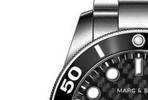 News / News about MARC & SONS automatic watches.