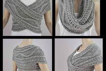 Tricot crochet tricotin