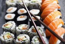 Sushi Lovers / Just some pics to remind you why you love sushi so much