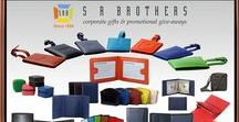 Brouser / S R Brothers, established 1958 is one of the pioneers in the field of Corporate Gifts & Promotional gifts from India.