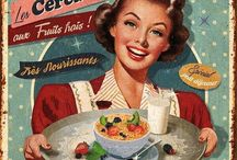 Vintage / Vintage food