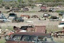 Les pauvres voitures