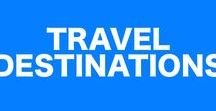 Travel Destinations / Want to find the best travel destinations? For all things wanderlust, check out these inspiring destinations for traveling the world.