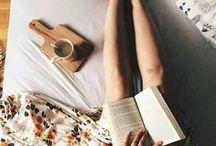 Reader girl / Atmospheric photos and ideas