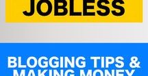 Let's Get Jobless / For blogging tips, and guidance on how to make money online, these pins will help you to work from home or from your laptop remotely. Digital nomad style.