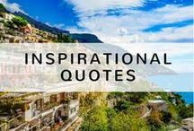 Inspirational Quotes / This board contains a collection of inspirational quotes, including business inspiration, influential speakers and top characters from the last century.