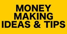 Money Making Ideas and Tips / Everything from quick money making ideas, making money online and extra cash ideas for you.