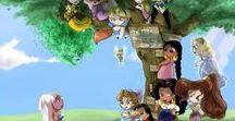 Disney Pocket Princesses and Princes