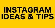 Instagram Ideas and Tips / Need Instagram Inspiration? Learn how to grow your Instagram following using these Insta ideas and tips.
