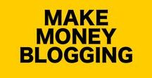 Make Money Blogging / Learn to make money blogging fast using these make money blogging for beginners techniques. Earn passive income quickly and easily.