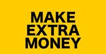 Make Extra Money / There is always ways of making extra money. If you want to make extra money fast, there is always a solution to make extra money. For tips on how to make extra money online check out this board.