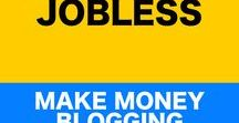 Make Money Blogging for Beginners / If you want to make money blogging online it can be hard to find all the answer. Make money blogging for beginners helps you to figure out how to monetize your blog and make extra money while growing your blog traffic.