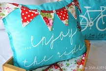Pillow Love / by Gae Watson